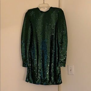 Special Limited Edition H&M sequin dress